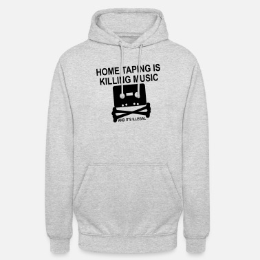 Personalize: Home Taping - Unisex Hoodie