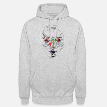 Face face - Unisex Hoodie