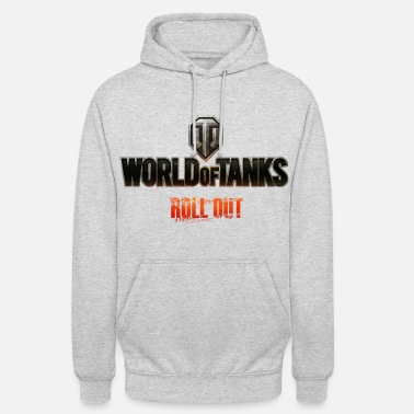 Wot16 World of Tanks - Roll Out - Unisex Hoodie