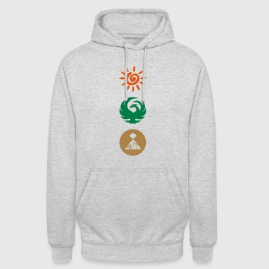PHOENIX FROM THE ASHES - FROM THE ASHES - Unisex Hoodie