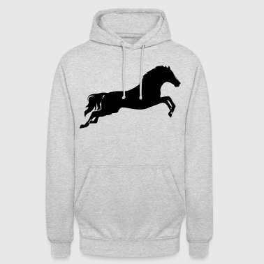 HORSE HORSES RIDING STABLE GIFT T-SHIRT - Unisex Hoodie