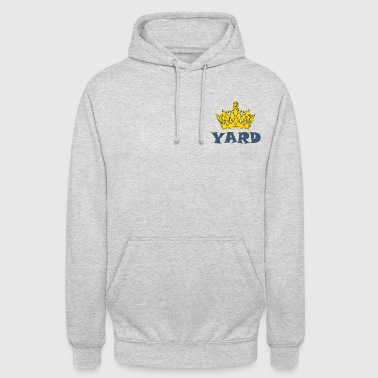 roi YARD - Sweat-shirt à capuche unisexe
