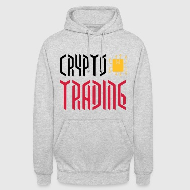 CRYPTOCURRENCIES / CRYPTOS / Krypto VALUTA TRADING - Unisex-hettegenser