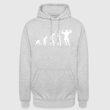 Fitness Evolution Bodybuilding - Unisex Hoodie