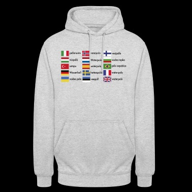 2541614 15571293 waterpolo internationale - Hoodie unisex