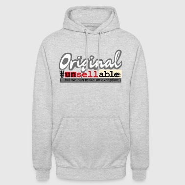 Original # invendables - Drôle Cool Spuch - Sweat-shirt à capuche unisexe