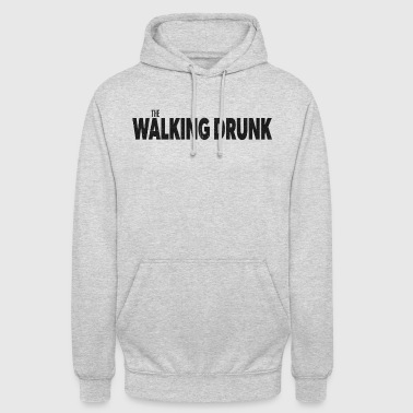"The Walking Drunk - Huppari ""unisex"""