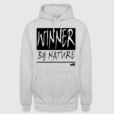 WINNER BY NATURE - Unisex Hoodie