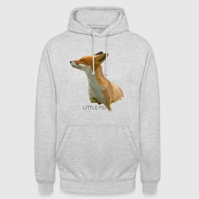 Little Fox - Sweat-shirt à capuche unisexe