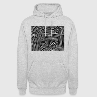 abstract - Unisex Hoodie