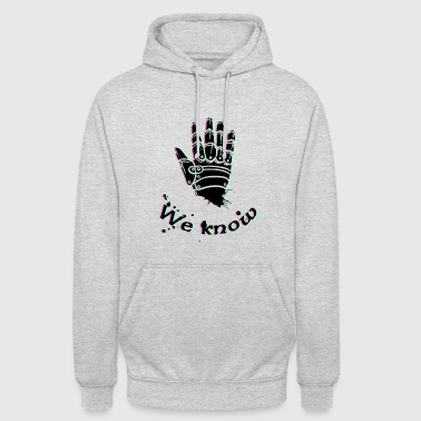 nous savons - Skyrim, Dark Brotherhood - Sweat-shirt à capuche unisexe
