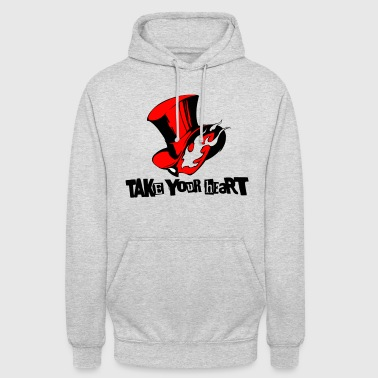 take your heart - Unisex Hoodie