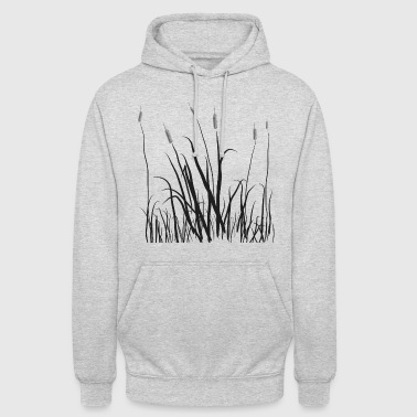 The grass is tall - Unisex Hoodie