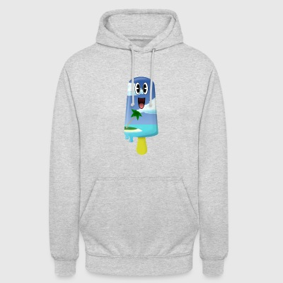 Ice (Collection Travel) - Unisex Hoodie