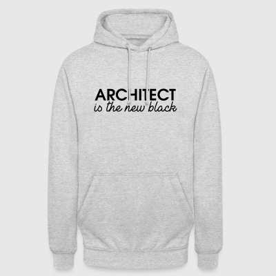 Architect is the new black - Unisex Hoodie