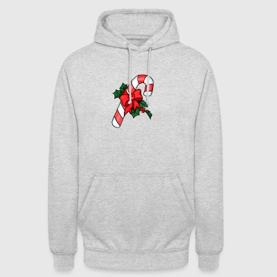candy Cane - Hoodie unisex