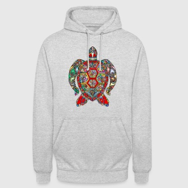 sea ​​turtle sea turtle animals animal - Unisex Hoodie