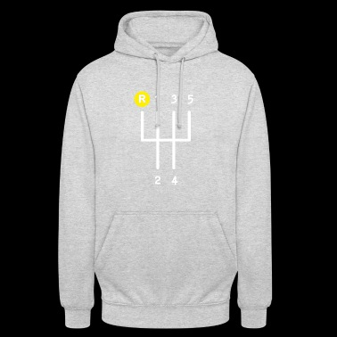 Bereci Clothing Gear Shift - Unisex Hoodie