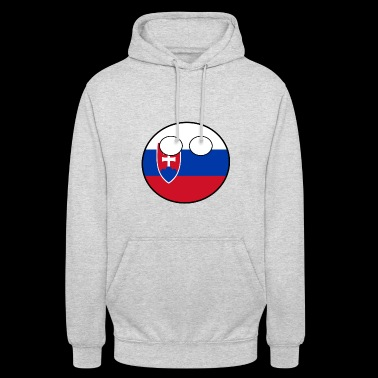 Countryball Country Home Slovakia - Unisex Hoodie