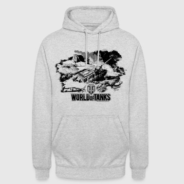 World of Tanks - Battlefield black - Unisex Hoodie