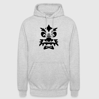 dragon dragon - Sweat-shirt à capuche unisexe