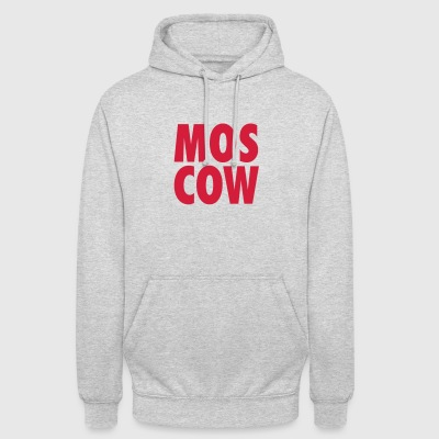 MOSCOW - Unisex Hoodie