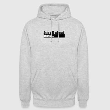 Its all about Music - Unisex Hoodie