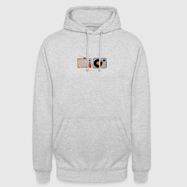 Audio / Video - Unisex Hoodie
