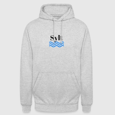 Sylt - Sweat-shirt à capuche unisexe