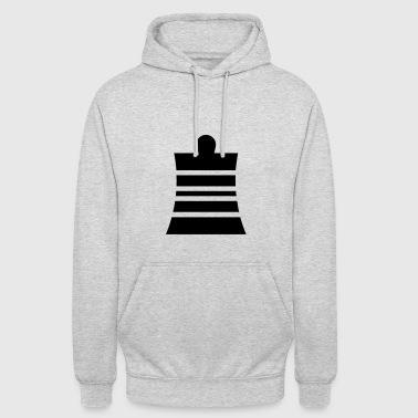 Chess Black Queen - Unisex Hoodie