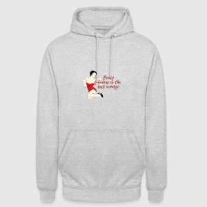 Pin-Up Girl / Rockabilly / 50s: Being Fabulous Is - Unisex Hoodie