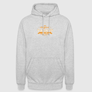 Year of birth - Unisex Hoodie