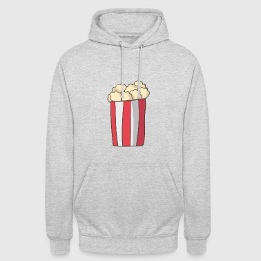 pop-corn - Sweat-shirt à capuche unisexe