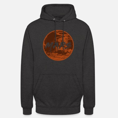 Occupy Occupy Mars - Unisex Hoodie