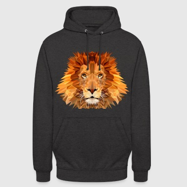 Lion: King of the Jungle - Unisex Hoodie