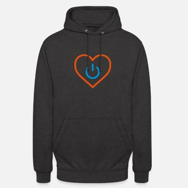 Amore power of love v3 - Hoodie unisex