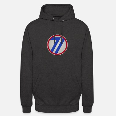 Infantry US 71st Infantry Division - Unisex Hoodie