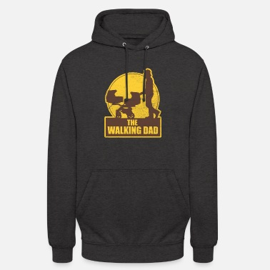 The Walking Dad Zwillinge THE WALKING DAD VATERTAG - Unisex Hoodie