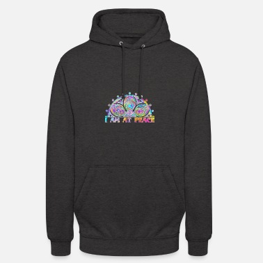 Spirit MANDALA I AM AT PEACE 4 - Unisex Hoodie