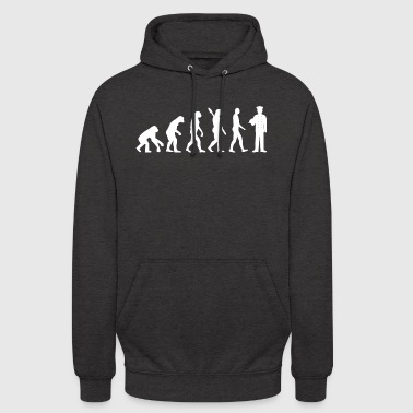 Evolution Cook Cook Cooking White - Unisex Hoodie
