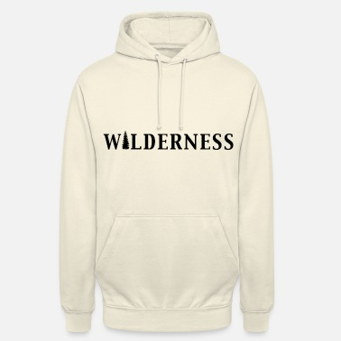 Outdoor Wilderness Outdoor - Sweat-shirt à capuche unisexe