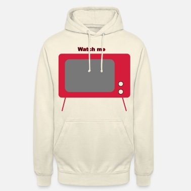 Television old television - Unisex Hoodie