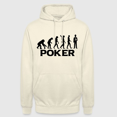 Poker Evolution bt poker poker - Hættetrøje unisex
