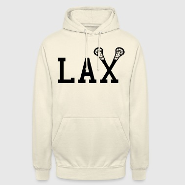 College Style LAX Lacrosse College Style - Unisex Hoodie