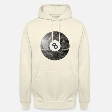 Billiard Ball Billiard Ball Billiard Ball Gift Pool Billiard - Unisex Hoodie