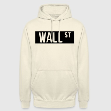 Wall Street 2 - Sweat-shirt à capuche unisexe