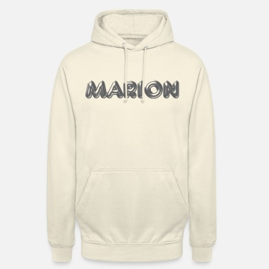 Name Day Marion name first name name day - Unisex Hoodie