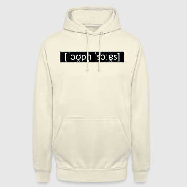 OPEN SOURCE MAGAZINE VOLUME - SIMPLE - Hoodie unisex