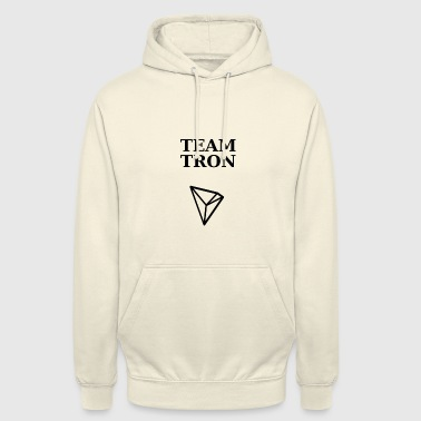 Cryptocurrency -Team Tron - Gift for Bitcoinfan - Unisex Hoodie