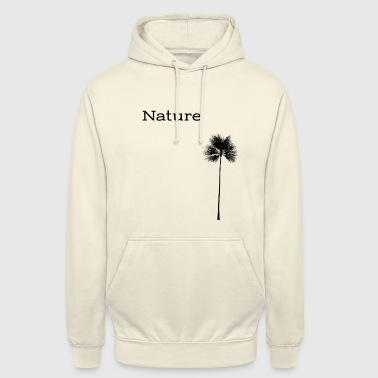 Nature - stylishes Shirt mit Aufdruck - Unisex Hoodie